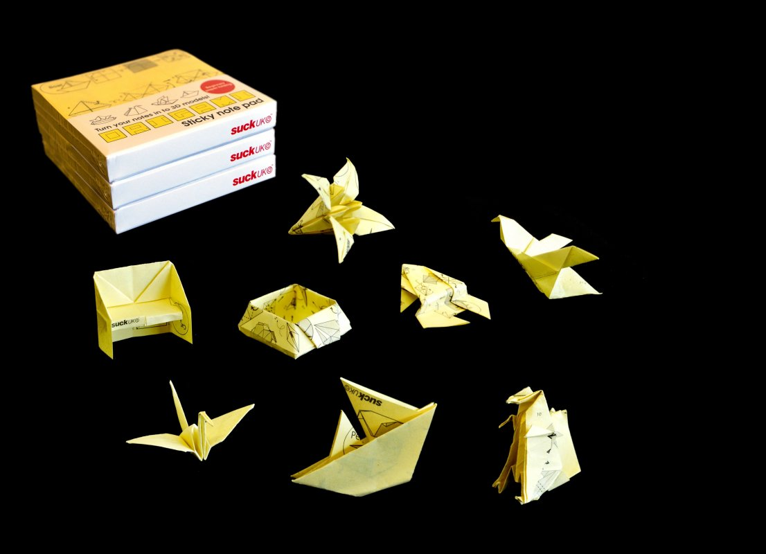 tipografando-Origami-Sticky-Notes